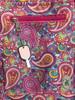 J.Mac Handmade Pickleball Paddle Keychain - Pink