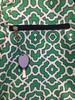J.Mac Handmade Tennis Racquet Keychains - Lavender