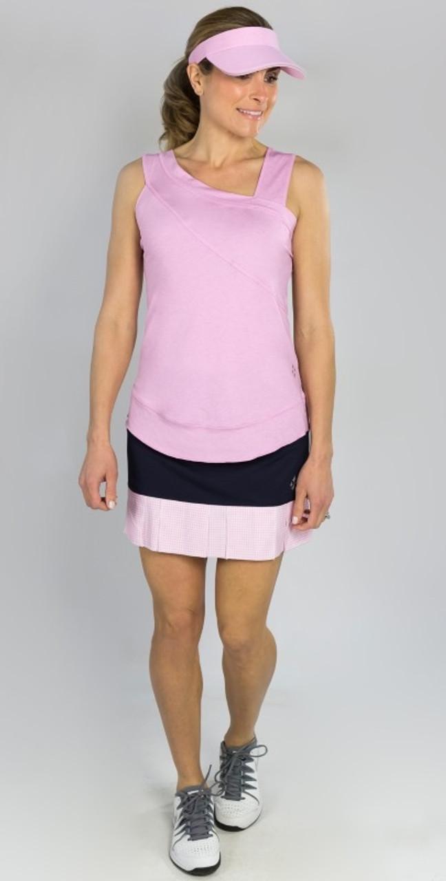 Jofit Ladies Plus Size Tennis Outfits Tanks Skorts Bellini