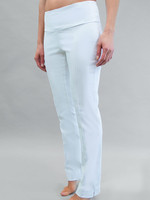 JoFit Ladies Jo Slimmer Pants - Cosmopolitan (White)