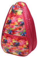 Glove It Ladies Tennis Backpacks - Dragonfly (Pink Multi)