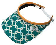 Glove It Ladies Print Tennis Visors - Cape Cod