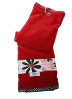 Glove It Ladies Tennis Towels - Daisy Script