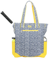 SALE Ame & Lulu Ladies Tennis Tote Bags - Vine
