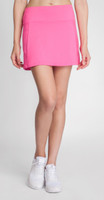 "SALE Tail Ladies & Plus Size Tabi 14.5"" Pull-on Tennis Skorts - Shocking Siren (Siren Pink)"
