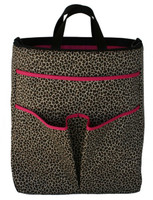 40 Love Courture Ladies Sophi Tennis Tote Bags - Cheetah