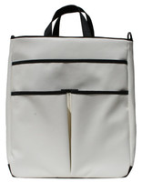 40 Love Courture Ladies Sophi Tennis Tote Bags - White Faux