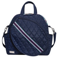 Cinda B Ladies Tennis Tote Bags - Midnight Calypso