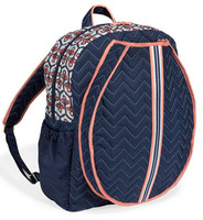 Cinda B Ladies Tennis Backpacks - Neptune