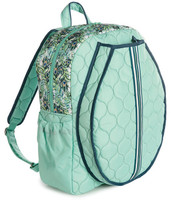 Cinda B Ladies Tennis Backpacks - Purely Peacock