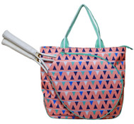 SPECIAL All For Color Ladies Tennis Tote Bags - Sand Castles