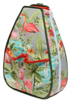40 Love Courture Ladies Sophi Tennis Backpacks - Flamingo
