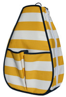 40 Love Courture Ladies Sophi Tennis Backpacks - Sailor Stripe