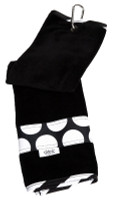 Glove It Ladies Tennis Towels - Mod Dot