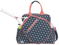 Ame & Lulu Ladies Harper Tennis Tour Bags - Pineapple