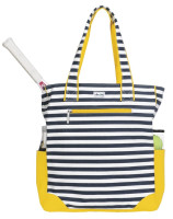 Ame & Lulu Ladies Emerson Tennis Tote Bags - Tilly