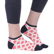 Ame & Lulu Ladies Meet You Match Socks - Clover