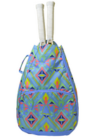 All For Color Ladies Tennis Backpacks - Electric Pop