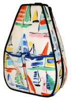 40 Love Courture Ladies Sophi Tennis Backpacks - Sails
