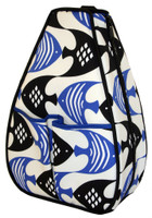 40 Love Courture Ladies Sophi Tennis Backpacks - Angel Fish