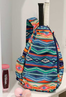 Buckhead Betties Ladies Tennis Backpacks - Santa Fe