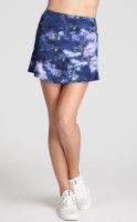 "SALE Tail Ladies & Plus Size Samantha 14.5"" Tennis Skorts - Stargaze (Galaxy)"