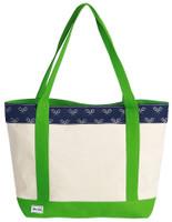 Ame & Lulu Ladies Tucket Tennis Tote Bags - Victory