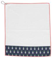 Ame & Lulu Tinsley Towel - Pineapple