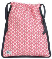 Ame & Lulu Ladies Raleigh Shoe Bags - Clover