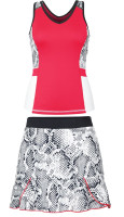 SALE Tail Ladies & Plus Size Tennis Outfits (Tank Tops & Skorts) - Red Hot (Aurora/Boa)