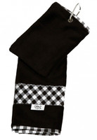 Glove It Ladies Tennis Towels - Checkmate