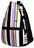 Glove It Ladies Tennis Backpacks - Cabana Stripe
