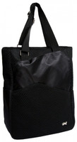 Glove It Ladies Tennis Tote Bags - Black Mesh