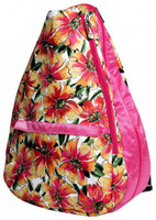 Glove It Ladies Tennis Backpacks - Sangria (Pink Multi)