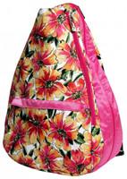 Glove It Ladies Tennis Backpacks - Sangria (Pink Multi)
