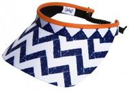 Glove It Ladies Print Tennis Visors - Coastal Tile
