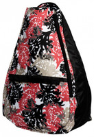 Glove It Ladies Tennis Backpacks - Coral Reef (Pink & Black)