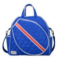 Cinda B Ladies Tennis Tote Bags - Royal Bonita