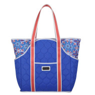 Cinda B Ladies Tennis Court Bags - Royal Bonita