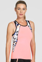 SALE Tail Ladies Alhambra Sleeveless Tennis Tank Tops - Sunrise (Sunrise)