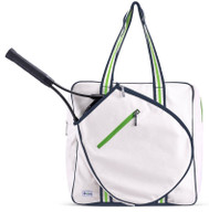 Ame & Lulu Ladies Icon Tennis Bags - Cabana 88