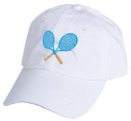 Ame & Lulu Ladies Lovers Tennis Hats - Ticking Stripe