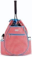 Ame & Lulu Ladies Kingsley Tennis Backpacks - Bitsy