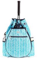 Ame & Lulu Ladies Kingsley Tennis Backpacks - SURF