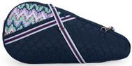 Cinda B Ladies Racquet Sleeve - Midnight Calypso
