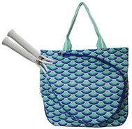 All For Color Ladies Tennis Tote Bags - Mermazing
