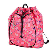 Sydney Love Ladies Serve It Up Tennis Backpack - Pink