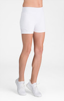 """Tail Ladies Antonia 3.5"""" Tennis Shorts - ESSENTIALS (White)"""