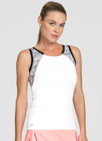 Tail Ladies & Plus Size Northbrook Sleeveless Tennis Tank Tops - TAFFY (Folia)