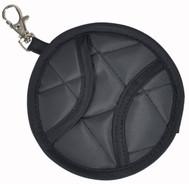 Cinda B Tennis Ball Clip Pouch - Python
